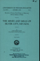 B015: The mines and mills of Silver City, Nevada