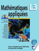 Math  matiques L3   Math  matiques appliqu  es