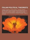Italian Political Theorists