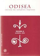 Odisea n   6  Revista de estudios ingleses