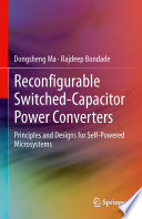 Reconfigurable Switched Capacitor Power Converters