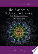 the essence of multivariate thinking
