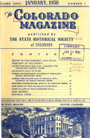 The Colorado Magazine