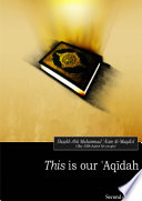 This is our Aqeedah
