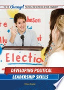 Developing Political Leadership Skills