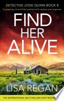 Book Find Her Alive