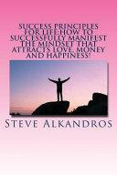 Success Principles for Life