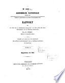 Enquete Parlementaire Sur Les Actes Du Gouvernement de la Defense Nationale