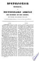 Encyclop  die moderne  ou Dictionnaire abr  g   des hommmes et des choses  des sciences  des lettres et des arts