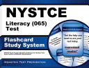 Nystce Literacy  065  Test Flashcard Study System