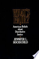 Ebook What's Fair? Epub Jennifer L. Hochschild Apps Read Mobile