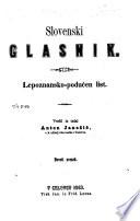 Slovenski Glasnik