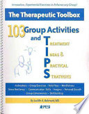 103 Group Activities and Treatment Ideas   Practical Strategies