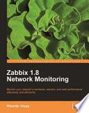 Zabbix 1.8 Network Monitoring