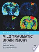 Neurosensory Disorders In Mild Traumatic Brain Injury