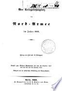 Der kriegschauplatz der nord-armee im jahre 1813