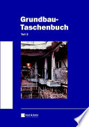 Grundbau Taschenbuch  Teil 2  Geotechnische Verfahren