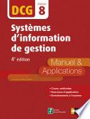 DCG 8   Syst  mes d information de gestion 2016 2017