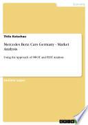 Mercedes Benz Cars Germany   Market Analysis