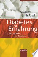 Diabetes und Ern  hrung