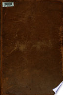 The Comprehensive Commentary on the Holy Bible  Ruth Psalm LXIII  1836
