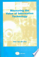 Measuring the Value of Information Technology
