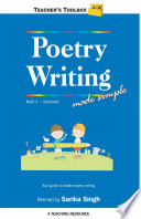 Poetry Writing Made Simple 2 Teacher s Toolbox Series