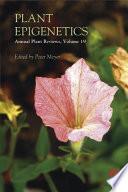 Annual Plant Reviews, Plant Epigenetics