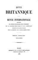 Book Revue britannique