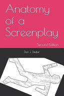 Anatomy of a Screenplay Book PDF
