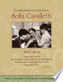 Sofia Cavalletti Commemorative Journal
