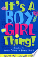 It S A Boy Girl Thing book