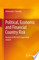 Political  Economic and Financial Country Risk