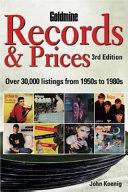 Goldmine Records   Prices