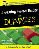 investing in real estate for dummies australian edition