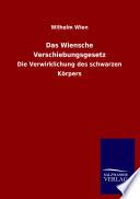 Das Wiensche Verschiebungsgesetz