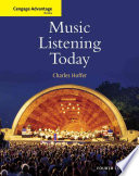 Cengage Advantage Books  Music Listening Today