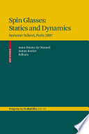 Spin Glasses  Statics and Dynamics
