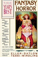 The Year s Best Fantasy and Horror  Third Annual Collection