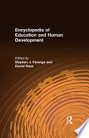 Encyclopedia Of Education And Human Development : education from the primary grades through...