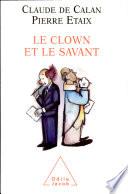 illustration du livre Clown et le savant (Le)