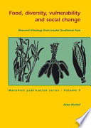 Food  Diversity  Vulnerability and Social Change