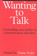 Wanting To Talk