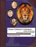 Classic Children s Literature Copywork