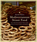 Mediterranean Street Food : in athens, an aniseed cookie in...