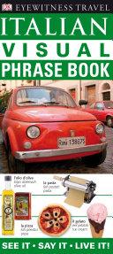 Eyewitness Travel Guides Italian Visual Phrase Book