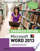 Enhanced Microsoft Word 2013  Comprehensive