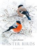 Winter Birds Book