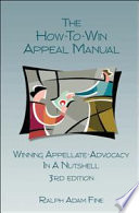 How to Win Appeal Manual   3rd Edition