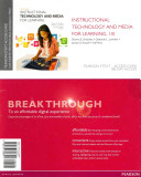 Instructional Technology and Media for Learning, Enhanced Pearson Etext -- Access Card